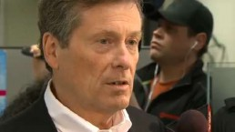 John Tory officially enters Toronto mayoral race