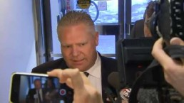Doug Ford on John Tory's decision to run for mayor in Toronto