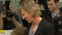 Stintz, Tory officially enter mayor's race