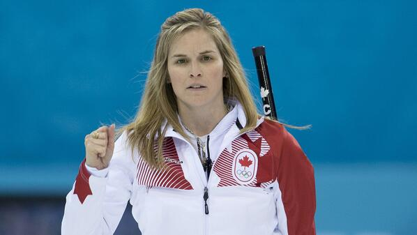 Jones Curling Olympics to Olympic Curling Gold