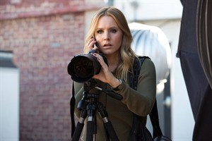 """This image released by Warner Bros. Pictures shows Kristen Bell in a scene from """"Veronica Mars."""" THE CANADIAN PRESS/AP, Warner Bros. Pictures, Robert Voets"""