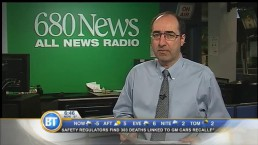 Business Report - 680News - March 14, 2014