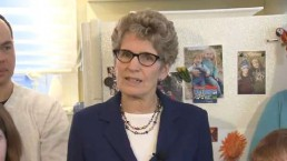 Wynne rejects hikes in gas tax, HST & income tax to expand transit