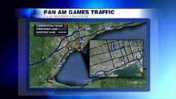 Temporary HOV lanes part of Pan Am Games traffic plan