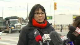 Olivia Chow unveils 'better bus service plan' for Toronto
