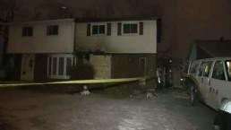 Woman hospitalized following house fire in Oshawa