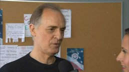 Raw video: Keith Carradine on role in 'Fargo' TV series