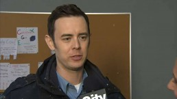Raw video: Colin Hanks on role as Gus Grimly in 'Fargo'