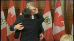Stephen Harper saddened by Jim Flaherty's death