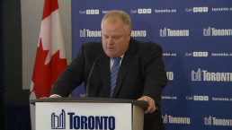 Mayor Ford emotional after hearing of Jim Flaherty's passing