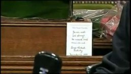 Tribute to Jim Flaherty in House of Commons: Part 1