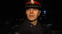 RAW VIDEO: Police update from east-end murder scene
