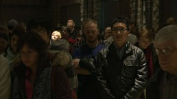 Community gathers to mourn Calgary stabbing victims