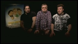 Raw video: Interview with the Trailer Park Boys