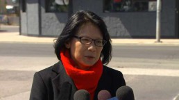 Olivia Chow announces plan to ease gridlock in Toronto