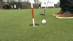 Golfers rejoice as courses open following brutal winter