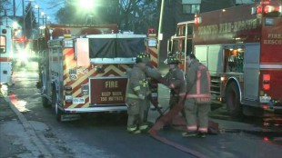 4 Toronto fire trucks taken out of service Monday