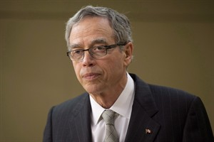 Finance Minister Joe Oliver is pictured May 1, 2014 in Ottawa. THE CANADIAN PRESS/Adrian Wyld