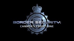 The title screen of the TV show Border Security is shown. THE CANADIAN PRESS/HO, Shaw