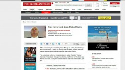 Where is Rob Ford? Newspaper reports he never entered U.S.