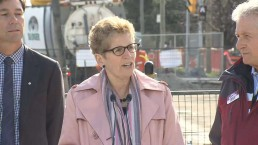 Kathleen Wynne on importance of building infrastructure across Ontario