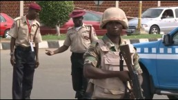 International assistance offered to help find Nigerian schoolgirls