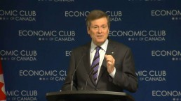 John Tory announces plan to bring more jobs to Toronto
