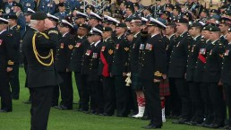 National Day of Honour ceremony for Afghan war veterans held in Ottawa