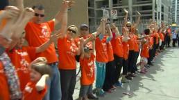 Meagan's Walk raises money for brain cancer research