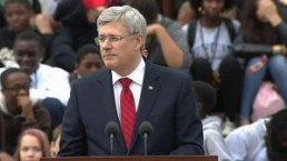 harper speech