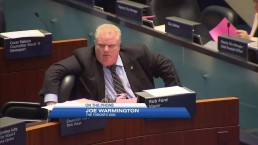 Joe Warmington discusses Mayor Ford's comeback plan