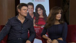 Raw video: Donny & Marie Osmond on bringing Christmas Show to Toronto