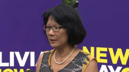 Olivia Chow responds to Mayor Ford's address post rehab