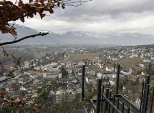 Clouds covers Vaduz, the capital of Liechtenstein on Feb. 21, 2008. The Canada Revenue Agency has 80 new leads on taxpayers who may be hiding money offshore after getting hundreds of calls on its new snitch line. THE CANADIAN PRESS/AP, Keystone, Arno Balzarini