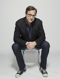 """Bob Saget is shown in a handout photo. Saget, 58, has pushed his career forward with crass laughs in the years since he also played the host on """"America's Funniest Home Videos."""" THE CANADIAN PRESS/HO-Natalie Brasington"""