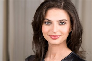 Bianna Golodryga is pictured in 2009 THE CANADIAN PRESS/AP, ABC