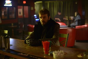 "This image released by FX shows Billy Bob Thornton as Lorne Malvo in a scene from ""Fargo."" The network announced Monday, July 21, 2014, it has renewed the series for a second season with a new cast, time period and crime. The location, however, is still being worked out. (AP Photo/FX, Chris Large)"