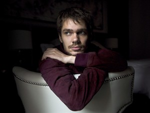 "Ellar Coltrane poses for a photograph while promoting ""Boyhood,"" shot over a 12-year period, in Toronto on Friday, July 25, 2014. THE CANADIAN PRESS/Nathan Denette"