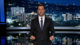 Jimmy Kimmel welcomes Rob Ford back from rehab