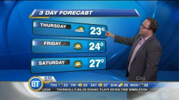Morning Weather Webcast: July 3, 2014