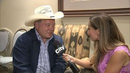 William Shatner on role as grand marshal in Calgary Stampede parade