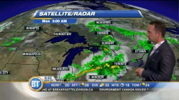 Morning Weather Webcast: July 7, 2014