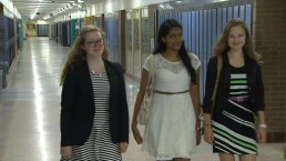 3 students from Etobicoke high school graduate with perfect grades