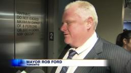 'I'm spendaphobic, not homophobic': Mayor Ford