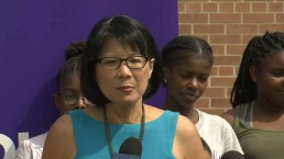 Olivia Chow unveils anti-gun platform