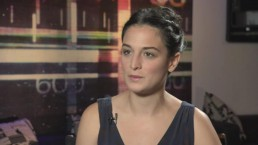 Raw video: Jenny Slate on role in 'Married'