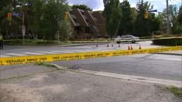 Girl, 7, dies after being struck by minivan in Leaside