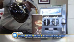 Business Report: Tim Hortons coffee beer and a worm shortage