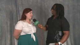 Raw video: Mary Lambert on new album 'Heart on My Sleeve'