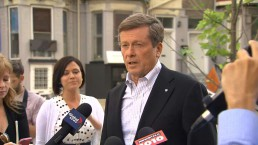 John Tory offers condolences to family of girl killed by minivan